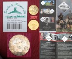 2007-WATERLOO - NAPOLEON - BONAPARTE - Touristiques