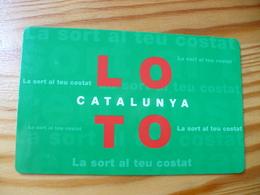 Pocket Calendar, Germany - Lottery, Lotto - Calendari