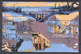 France 2018 Armistice  Neuf TB ** MNH Sin Charnela Prix De La Poste 5.2 - Nuovi