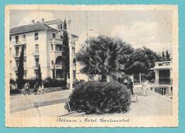ABBAZIA OPATIJA FIUME RIJEKA HOTEL CONTINENTAL 1942 - Croazia
