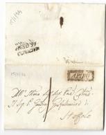 DA APIRO A STAFFOLO - 15.12.1824. - Italy