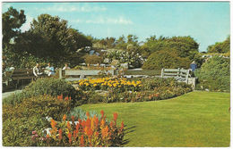 Rock Gardens, SOUTHSEA Posted 1970 (Publisher's Ref PT2881) - Portsmouth