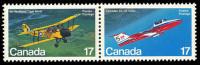 Canada (Scott No. 904a - Avions / Planes) [**] - 1952-.... Règne D'Elizabeth II