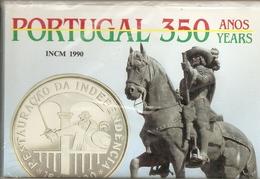 PORTUGAL 100$ ESCUDOS RESTAURACAO DA INDEPENDENCIA PIECE MOEDAS/COINS SILVER/PRATA/ARGENT - Portugal