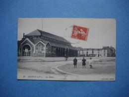 JANZE  -  35  -  Les Halles  -  Ille Et Vilaine - Autres Communes