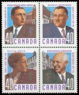 Canada (Scott No.1305a - Medecins Canadiens / Canadian Doctors) (**) - Neufs