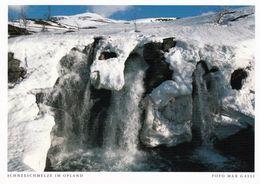 1 AK Norwegen * Schneeschmelze Im Opland - Eine AK Aus Dem Harenberg Sehnsuchts Kalender * - Norwegen
