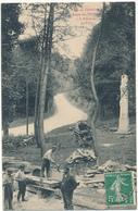 VERNON - Route Des Thilliers à La Fontaine De Tilly - Bucherons, Scierie - Vernon