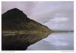 1 AK Norwegen * Auf Den Lofoten - Eine AK Aus Dem Harenberg Sehnsuchts Kalender * - Norwegen