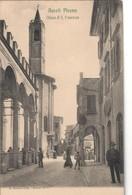 Ascoli Piceno  Chiesa Di S. Francesco NON VIAGGIATA   COD.C.2106 - Ascoli Piceno