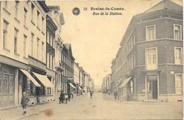 Braine-le-Comte NA35: Rue De La Station - Braine-le-Comte