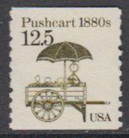 USA 1985 Pushcart 1880s 1v ** Mnh (43109G) - Verenigde Staten