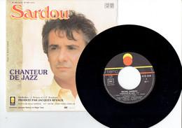 Michel Sardou : Chanteur De Jazz + Exit Dylan (Trema 1985) - Disco, Pop