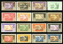COTE D'IVOIRE - 41 / 57 Sauf 48 - 16 Valeurs - Neufs N* Ou NSG - Très Beaux - Elfenbeinküste (1892-1944)