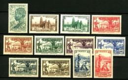 COTE D'IVOIRE - 151 / 161 - Série Complète 12 Valeurs - Neufs N* - Très Beaux - Elfenbeinküste (1892-1944)