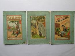 3 Livrets  ( Serie A Pellerin ) - Autre Magazines