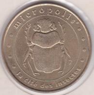 12. Aveyron.  Saint-Léon. Micropolis La Cité Des Insectes 2000.  Monnaie De Paris - Monnaie De Paris