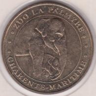 17. Charente Maritime.  Zoo La Palmyre Eléphants 2004. Monnaie De Paris - Monnaie De Paris