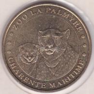 17. Charente Maritime.  Zoo La Palmyre Guépards 2005. Monnaie De Paris - Monnaie De Paris