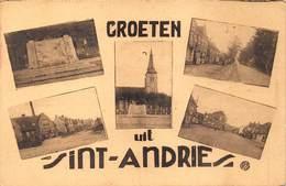 België  Brugge  Sint Andries  Sint-Andries Groeten Uit Sint Andries        I 6163 - Brugge