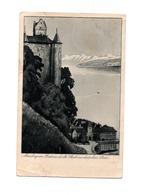 Meersburgram Bodensee - Allemagne