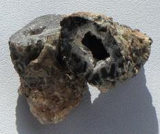 Géode Agate Du Brésil - Minéraux