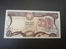 CYPRUS 1 POUND 1992. AUNC - Cyprus