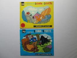 2  (sylvain Et Sylvette ) - Magazines