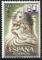 Ref: 71. España. 2019. 12 Meses 12 Sellos. Burgos. El Cid Campeador. - Cartoline Maximum