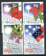 Samoa 1999 Mi. Bl. 66, 905-908 SS 100% MNH Queen Elizabeth Mother - Samoa (Staat)