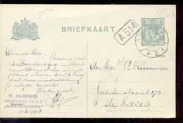 Voorburg - H Hijmans KLein Heldenburg - 1918 - Voorburg