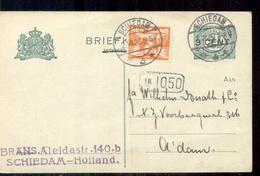 Schiedam - Brans Aleidastr - 1922 - Schiedam