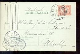 Amsterdam Keizersgracht - Van Booven Advocaat Procureur 1911 - Amsterdam