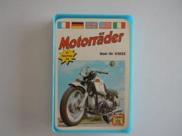 Speelkaarten Kwartet Spel Quartettspiel Motor Motorräder Moto FX F.X. Schmid 53822 Doosje Beschadigd, Bôite Abimée - Cartes à Jouer Classiques
