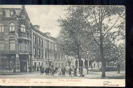 Den Haag - Prins Hendrikplein - 1901 - Den Haag ('s-Gravenhage)
