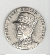 Médaille Suisse Général Henri Guisan - Mobilisation 1939 - SUP - Jetons & Médailles