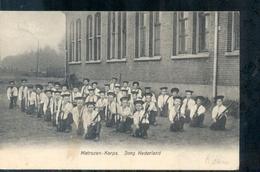 Jong Nederland - Matrozen Korps - 1908 - Niederlande