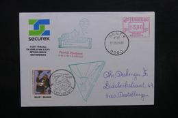 BELGIQUE - Enveloppe Par Ballon En 1989, Voir Cachets  - L 31927 - Belgium