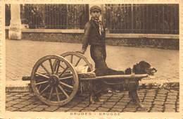 Brugge Smedenpoort   Hondenkar  Melkboer Laitier     I 6175 - Brugge