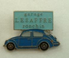 PIN'S VOLKSWAGEN COX - GGE LESAFFRE RONCHIN - Volkswagen