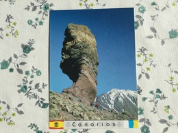 GÄ38547 Spanien Ganzsache Stationery Entier Postal P 161 Teneriffa - Ganzsachen