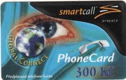 Czech Republic, Smartcall Prepaid Card - Tchéquie