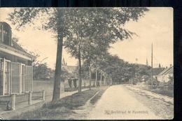 Haamstede - De Weststraat - 1915 - Andere