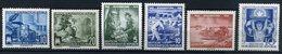 DDR Michel Nr. 479 - 484 Postfrisch Aus Jahr 1955 - DDR