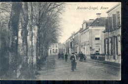 Assen - Noorder Singel - 1909 - Assen