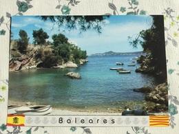 GÄ38547 Spanien Ganzsache Stationery Entier Postal P 159 Mallorca - Ganzsachen