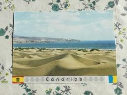GÄ38547 Spanien Ganzsache Stationery Entier Postal P 162 Gran Canaria - Ganzsachen