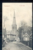 Oegstgeest - R K Kerk - Tramspoor - 1909 - Sonstige