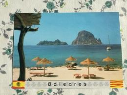 GÄ38547 Spanien Ganzsache Stationery Entier Postal P 160 Ibiza - Ganzsachen