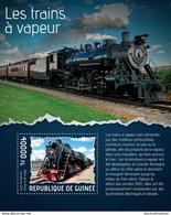 Guinée NH 2014 Train - Trains